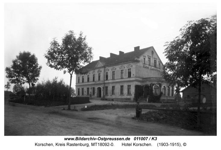 Korschen, Hotel Korschen