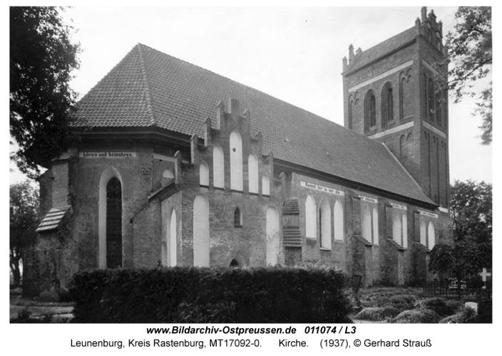 Leunenburg, Kirche