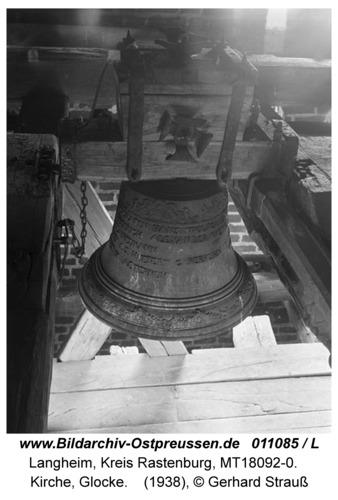 Langheim, Kirche, Glocke