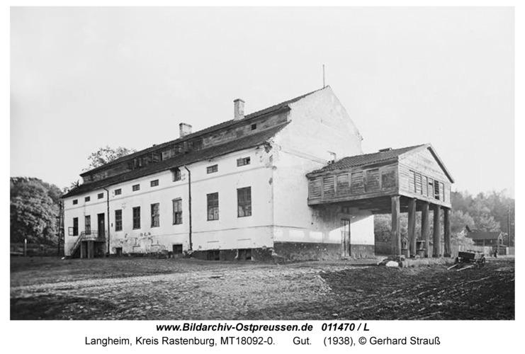 Langheim, Gut