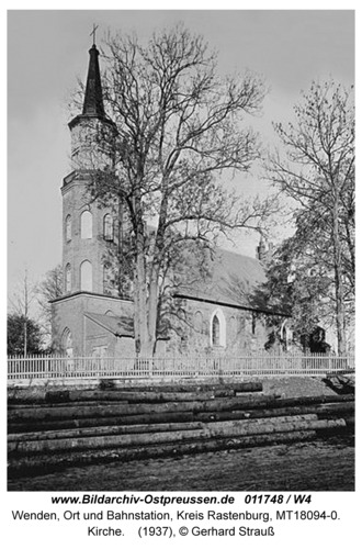 Wenden, Kirche