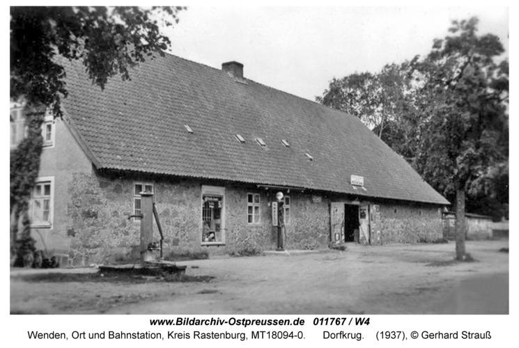Wenden, Dorfkrug
