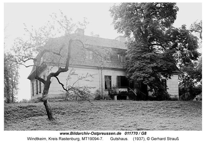 Windtkeim, Gutshaus