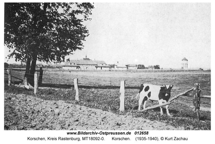Korschen, Landwirtschaft