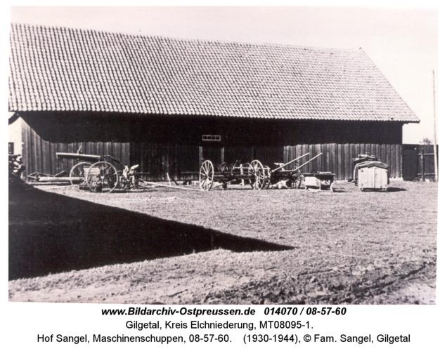 Gilgetal 60, Hof Sangel, Maschinenschuppen, 08-57-60