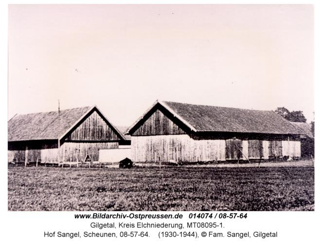 Gilgetal 64, Hof Sangel, Scheunen, 08-57-64