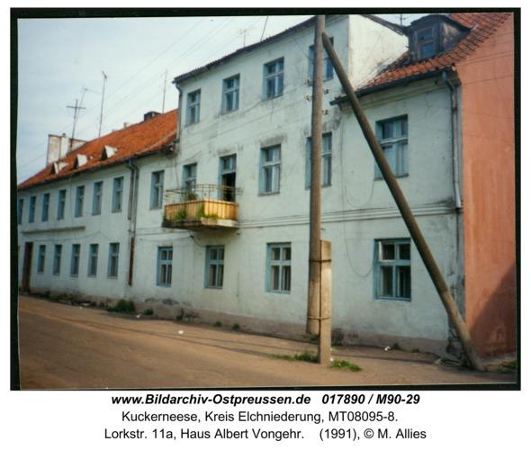 Kuckerneese, Lorkstr. 11a, Haus Albert Vongehr