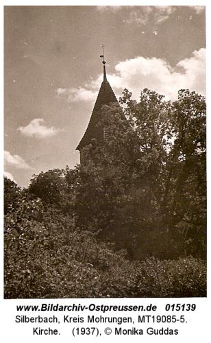Silberbach, Kirche