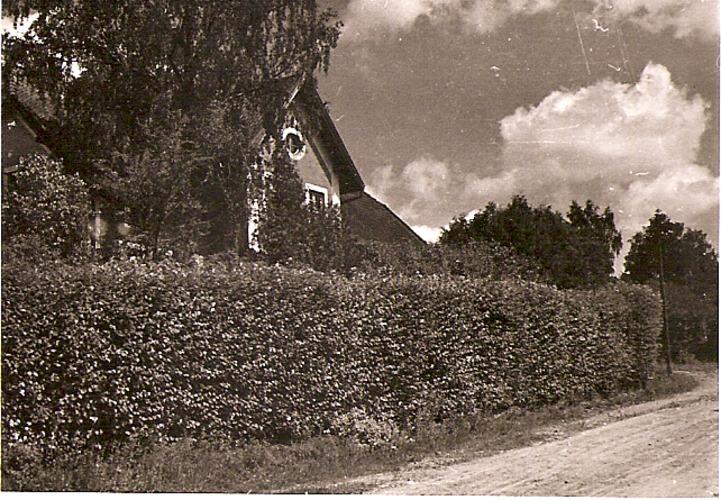 Silberbach, Pfarrhaus