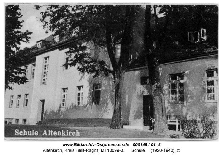 Altenkirch, Schule