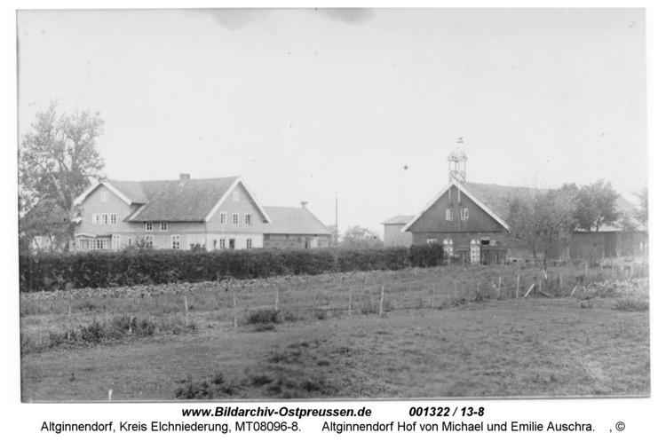 Altginnendorf, Hof von Michael und Emilie Auschra