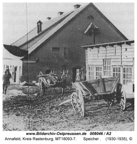 Annafeld, Gutshof, Speicher