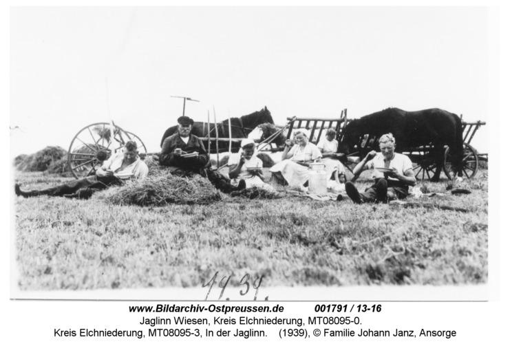 Ansorge, Kreis Elchniederung, MT08095-3, In der Jaglinn