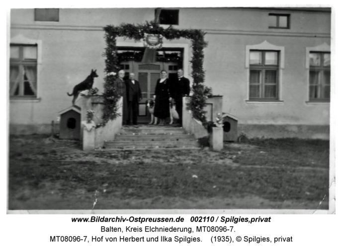 Balten (früher Baltruscheiten), MT08096-7, Hof von Herbert und Ilka Spilgies