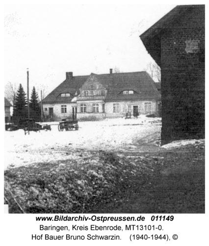 Baringen, Hof Bauer Bruno Schwarzin