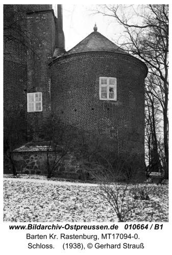 Barten, Schloss