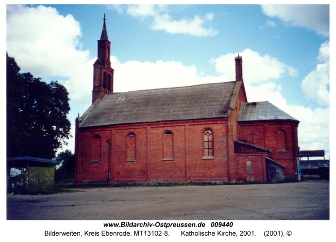 Bilderweiten, Katholische Kirche, 2001