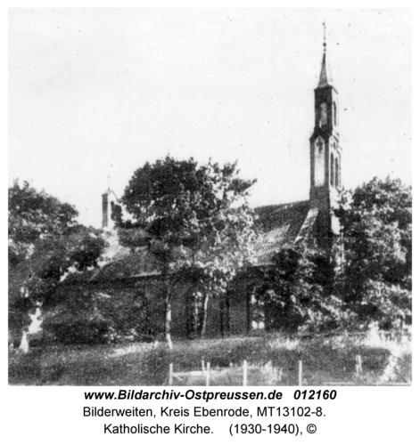 Bilderweiten, Katholische Kirche