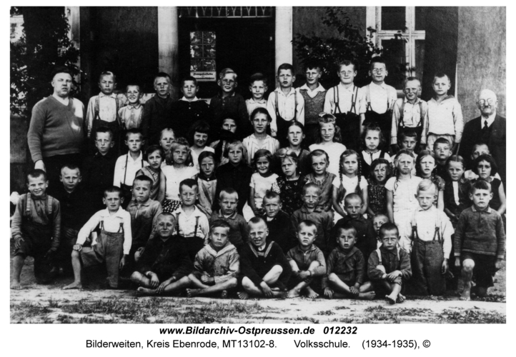 Bilderweiten, Volksschule