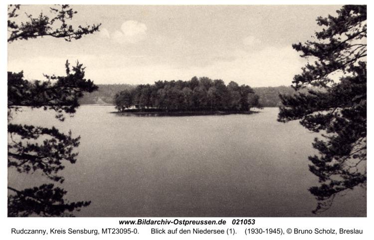 Niedersee, Blick auf den Niedersee (1)