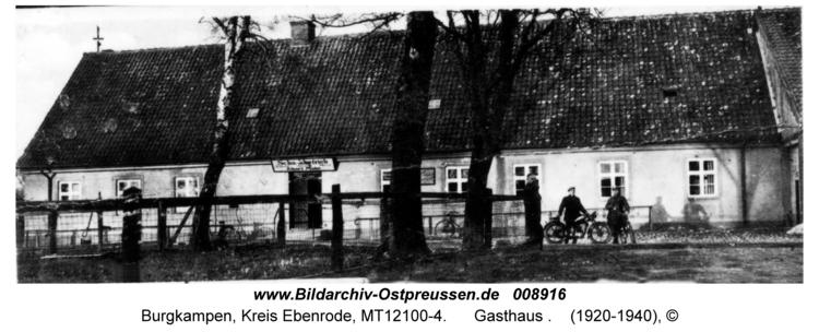 Burgkampen, Gasthaus