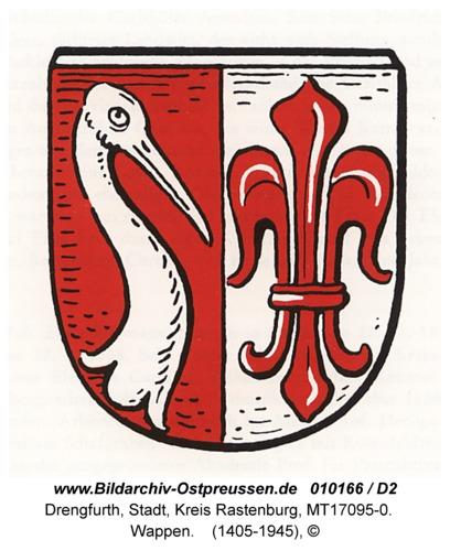 Drengfurt, Wappen