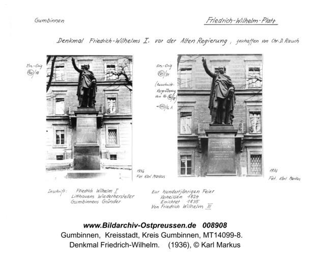 Denkmal Friedrich-Wilhelm