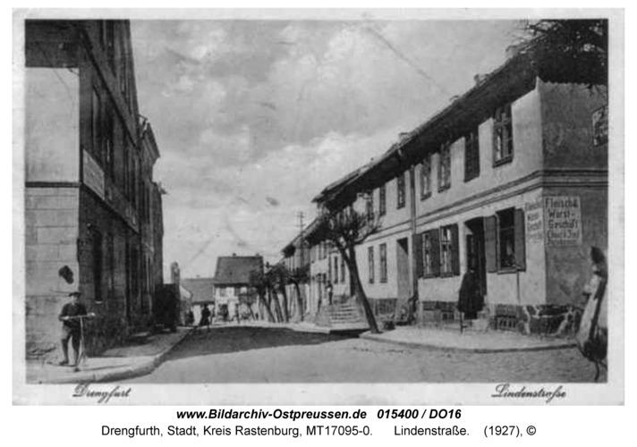 Drengfurt, Lindenstraße