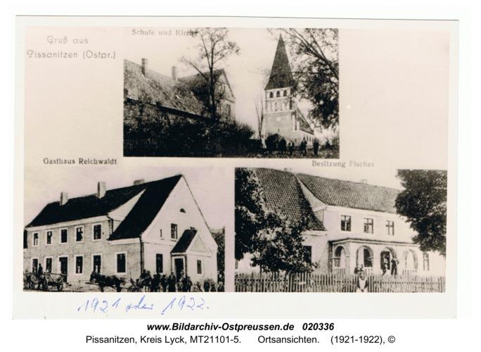 Ebenfelde Kr. Lyck, Ortsansichten