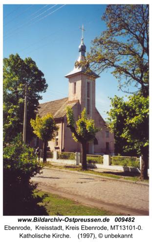 Ebenrode, Katholische Kirche, 1997