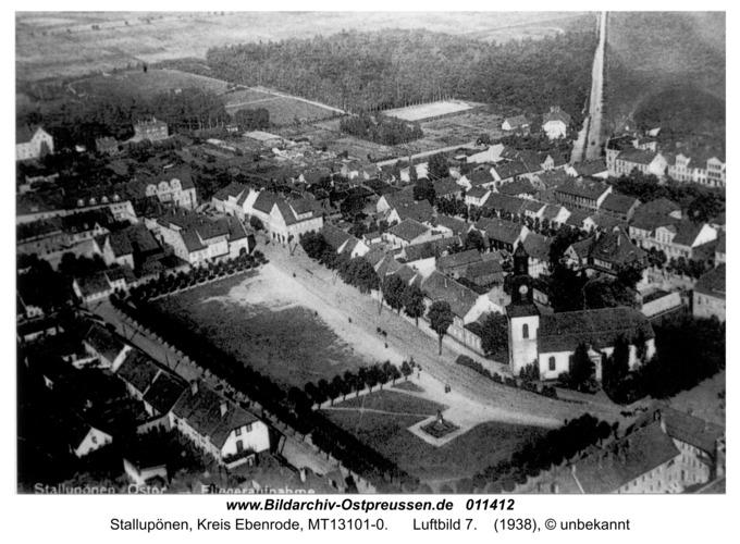 Ebenrode, Luftbild 7