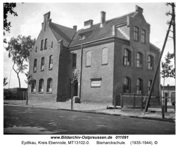Eydtkau, Bismarckschule