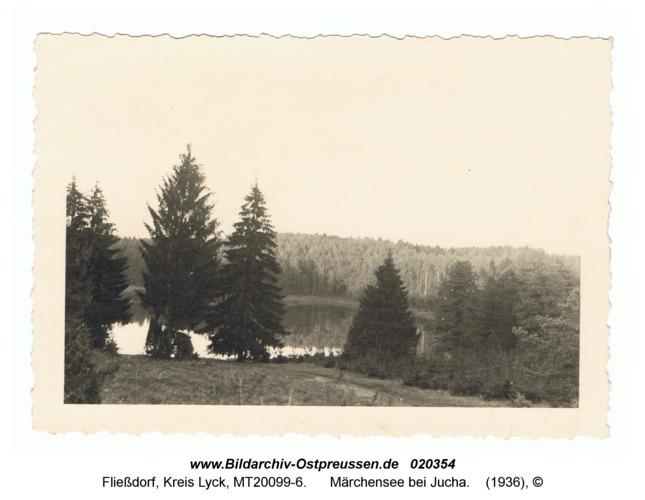 Fließdorf, Märchensee bei Jucha