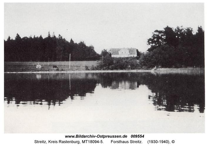 Woplauken, Forsthaus Streitz