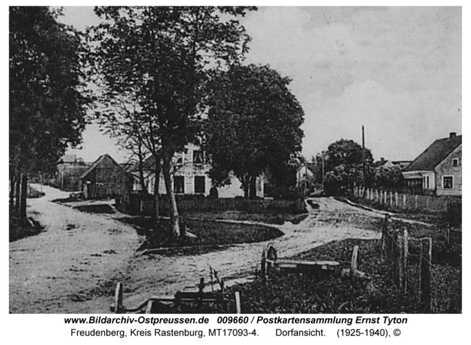 Freudenberg, Dorfansicht