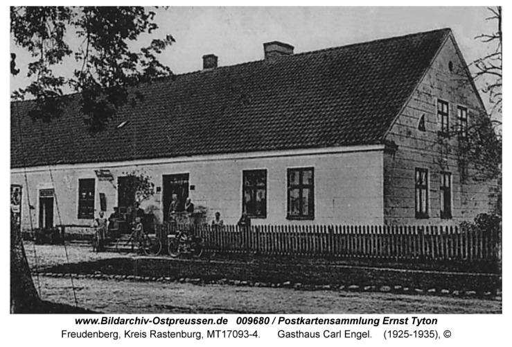Freudenberg, Gasthaus Carl Engel