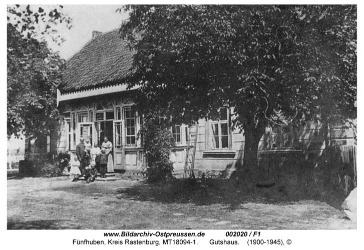 Fünfhuben, Gutshaus Helmerking