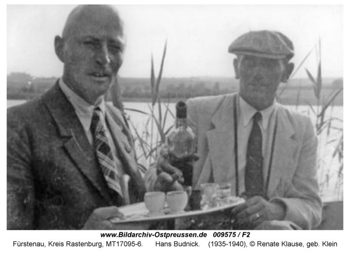Fürstenau, Hans Budnick