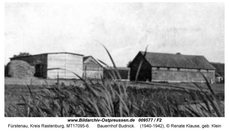 Fürstenau, Hof Budnick