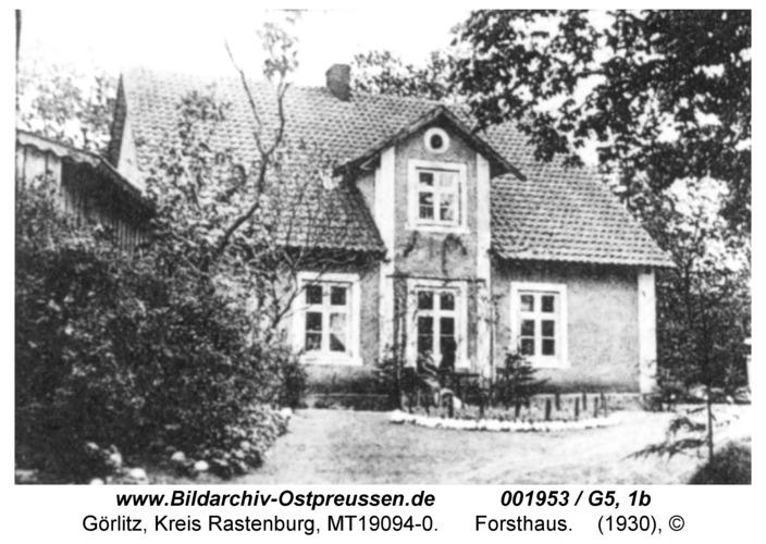 Görlitz, Forsthaus