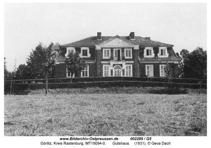 Görlitz, Gutshaus
