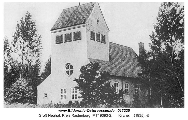 Groß Neuhof, Kirche