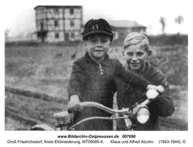Groß Friedrichsdorf, Klaus und Alfred Alzuhn