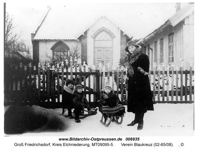 Groß Friedrichsdorf, Verein Blaukreuz (02-65/08)