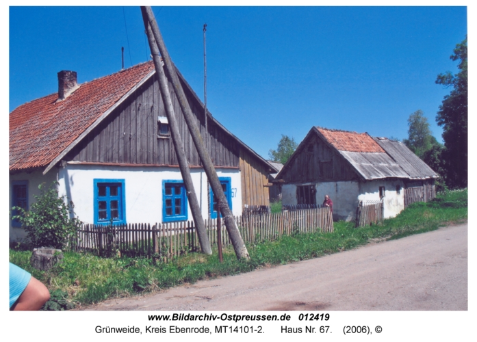 Grünweide, Haus Nr. 67