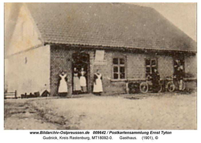 Gudnick, Gasthaus