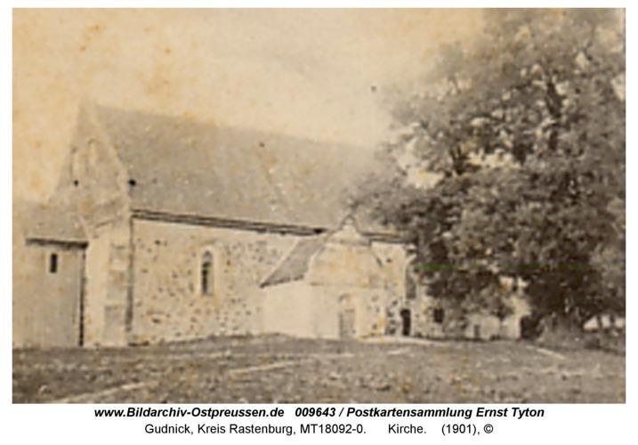 Gudnick, Kirche