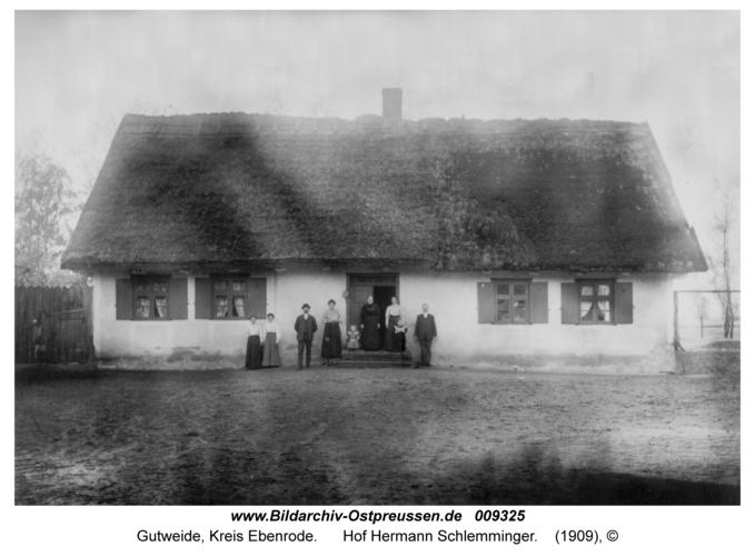 Gutweide, Hof Hermann Schlemminger