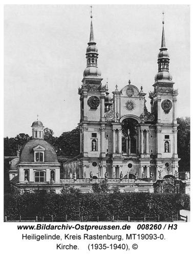 Heiligelinde, Kirche