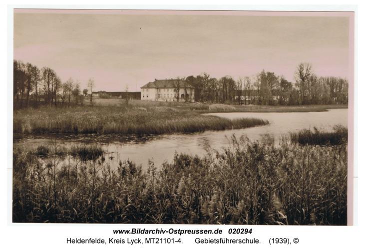 Heldenfelde, Gebietsführerschule